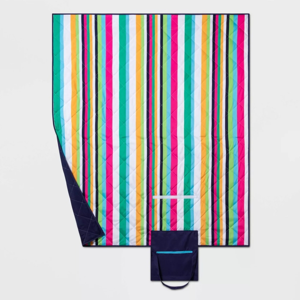 Sun Squad Picnic Blanket, best beach blanket