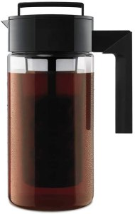 cold brew coffee maker takeya patented deluxe