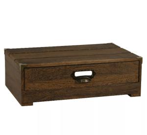 threshold wooden drawer desk shelf