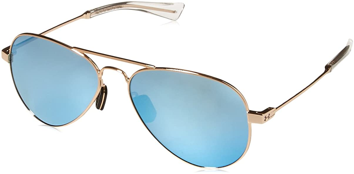 Under Armound Getaway aviator sunglasses