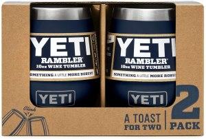 yeti tumblers, last minute gifts