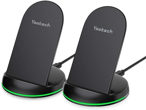 Yootech Wireless Charger Two Pack