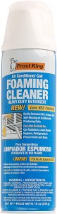 how to clean a window air conditioner foaming cleaner