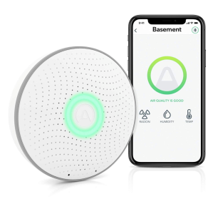 best air quality monitor - airthings