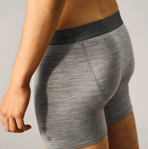 All Birds knitted boxer briefs in boulder