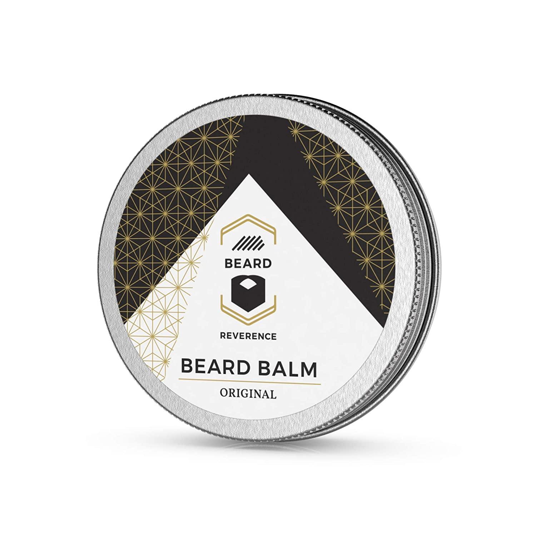 Beard Reverence all natural unscented beard balm, , one of the best beard balms