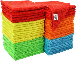 S&T INC. microfiber cleaning cloth