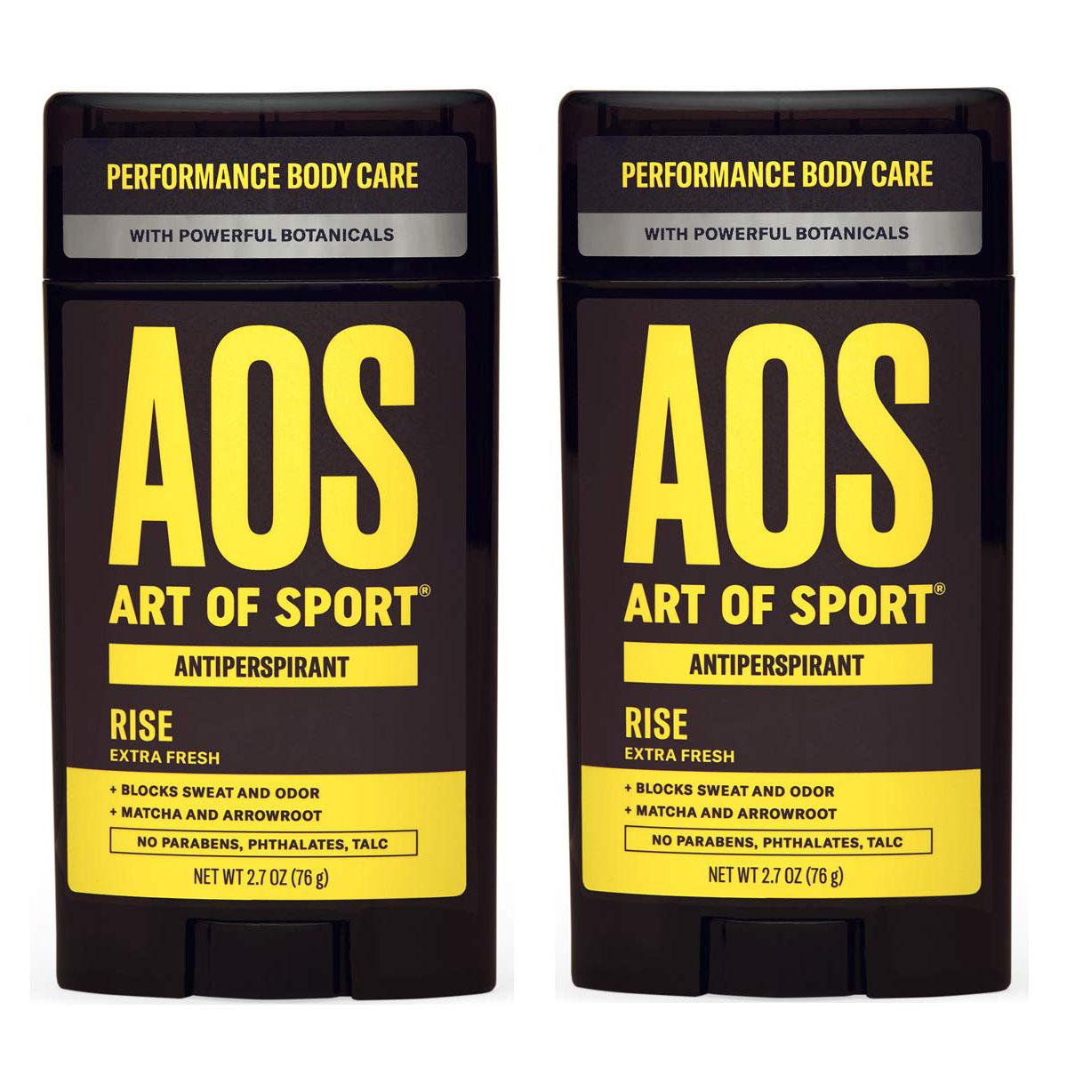 Art of Sport Men's Antiperspirant Deodorant Stick
