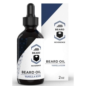 Beard Reverence Vanilla Beard Oil