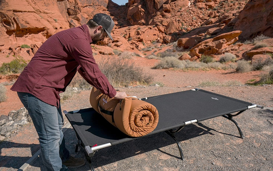 10 Camping Cots For The Ultimate Camping Adventure Summer 2020 Spy