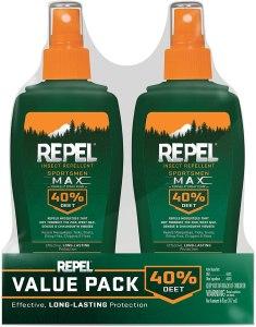 Insect repellant, repel bug spray, bug spray