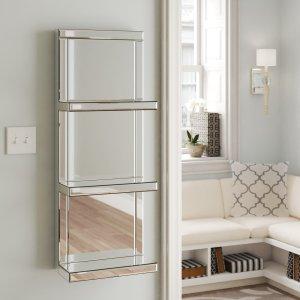 best splurge shelf, mirror shelf
