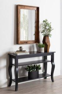 best wooden design mirror shelf, mirror shelf