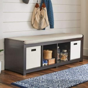 Better Homes and Gardens Entryway Bench