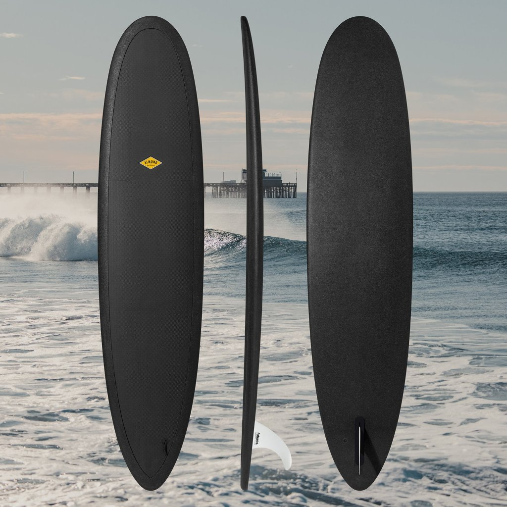 Almond R series surfboard