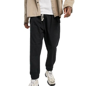 ASOS Reclaimed Vintage Inspired Drop Crotch Cargo Pants