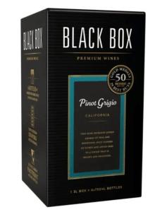 Black Box Pinot Grigio boxed wine