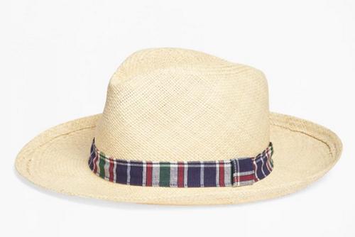 Brooks Brothers Panama Hat
