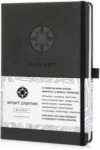 Smart Planner Budget Planner - best productivity planner and habit journal