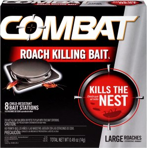 Combat roach killing bait, how to get rid of roaches