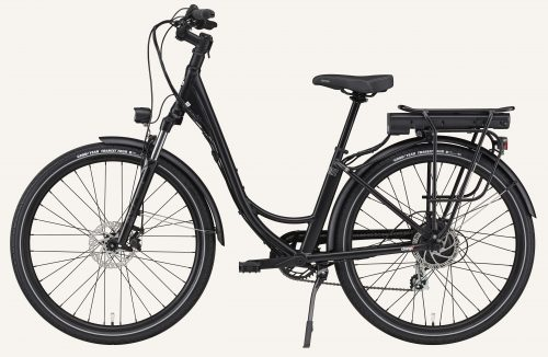 Charge Comfort Electric Bike