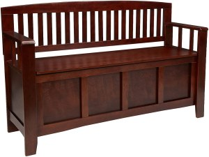 Linon Home Dcor Entryway Bench