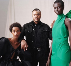Christopher John Rogers designer, fashion designer, black fashion designer, black-owned businesses