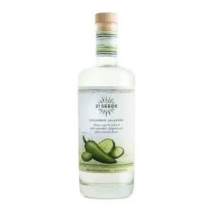 21 Seeds Cucumber Jalapeño Blanco Tequila