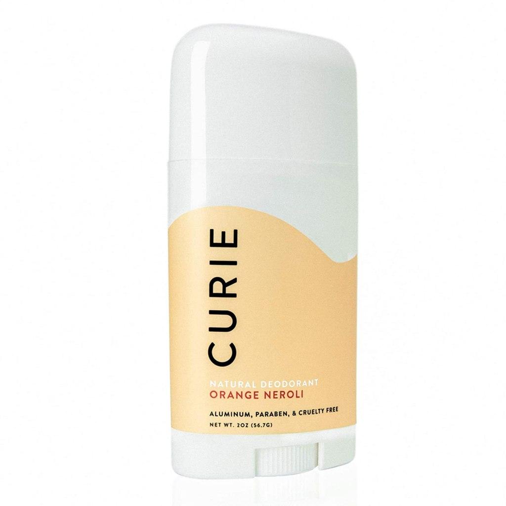 Curie Orange Neroli Natural Deodorant
