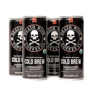 best cold brew coffee death wish