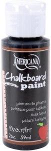 DecoArt Americana Chalkboard Paint