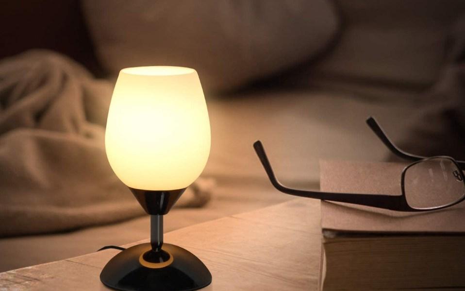 best soft light desk lamp