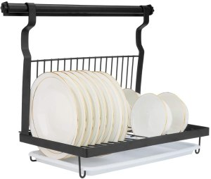 over the sink dish drying rack eastore