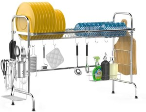 over the sink dish drying rack ispecle