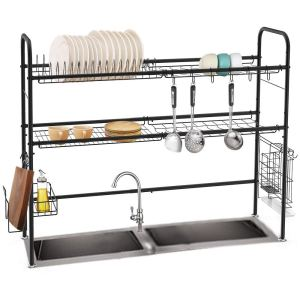 over the sink dish drying rack nex 2