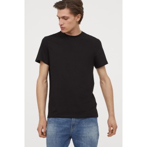 H&M Regular Fit Crew Neck Men's T-Shirts