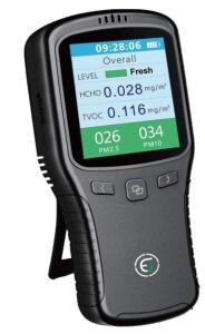best air quality monitors - EG air pollution meter