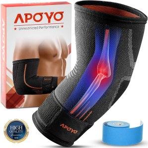 elbow compression sleeve apoyo