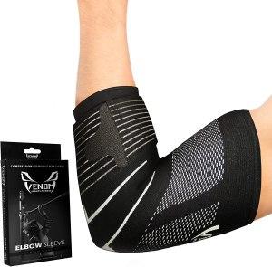 elbow compression sleeve venom