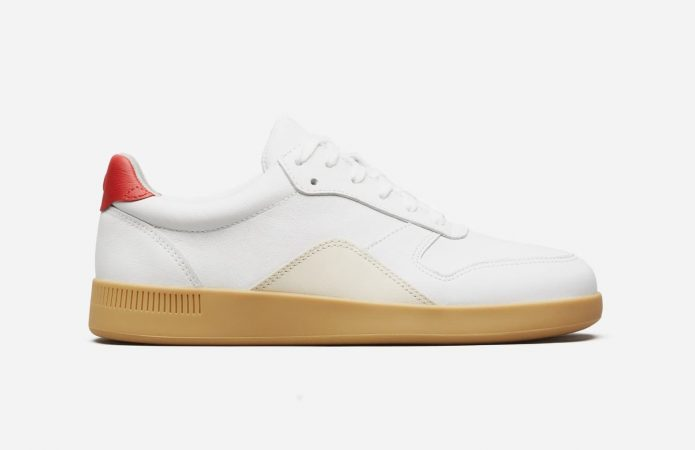 best white sneakers for men - Everlane Court Sneaker