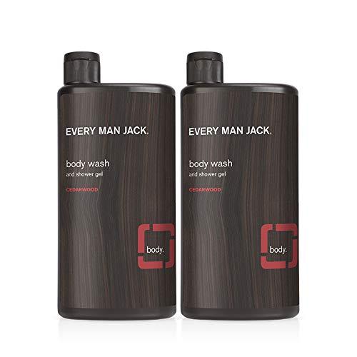 best body wash - every man jack