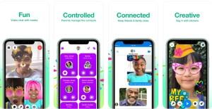 best apps for kids - Facebook Messenger Kids