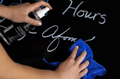 the 6 best cleaners for your chalkboard or dry erase board