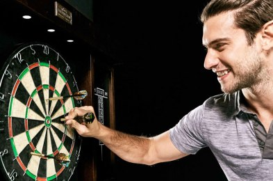 upgrade your man cave with one of these top quality dart boards