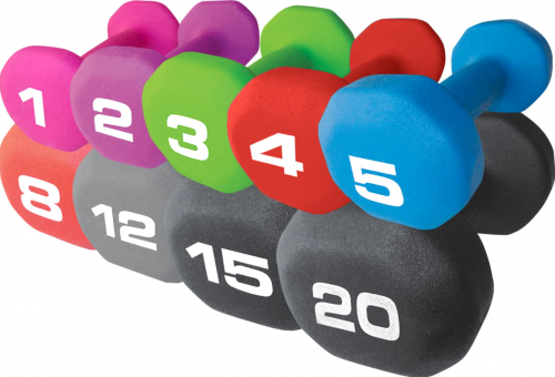 Fitness Gear Neoprene Dumbbell