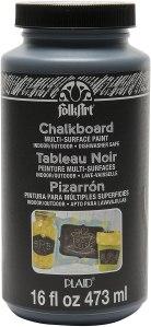 FolkArt Multi-Surface Chalkboard Paint