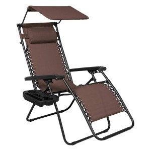 Best Choice Products Folding Zero Gravity Outdoor Recliner Patio Lounge Chair