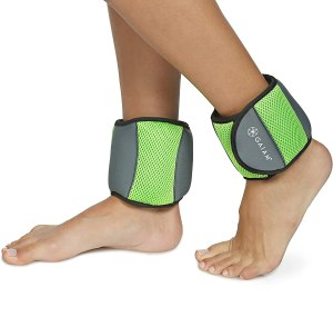 gaiam ankle weights, best ankle weights