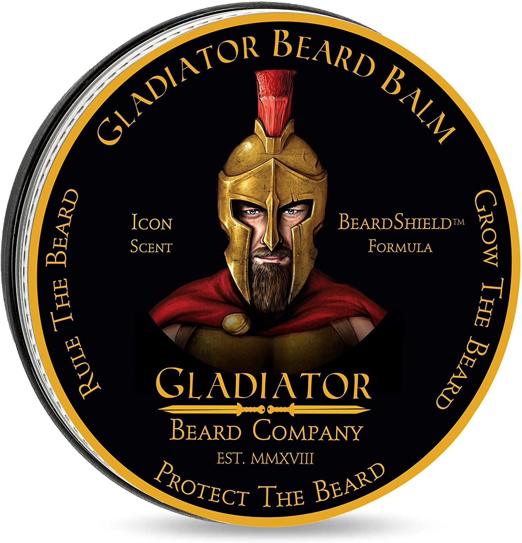 Gladiator beard conditioning balm, the best beard balms of 2020