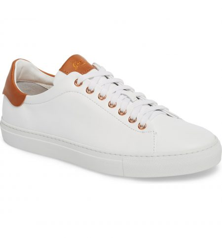 best white sneakers for men - Good Man Brand Legend Low-Top Sneaker